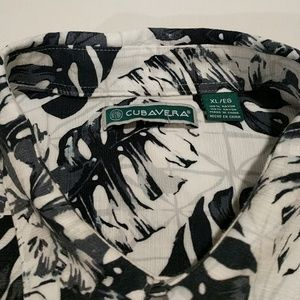 Cubavera Shirts - Cubavera Men's Aloha Shirt XL